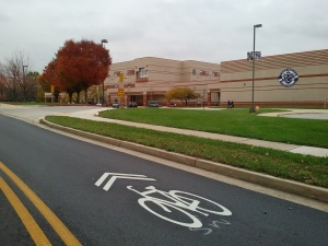 Sharrow_at_Long_Reach_HS