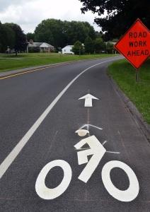 chatham-road-bike-lane-stencil